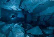 ORDA Cave - Viktor Lyaguhskin
