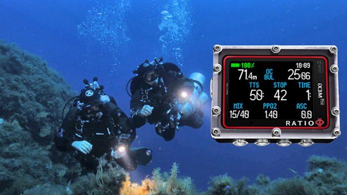 Integrazione Real Time degli Algoritmi Decompressivi nei computer subacquei