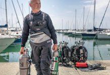 A Euditek, Cesare Balzi, esperto esploratore con all'attivo decine di spedizioni subacquee presenterà la conferenza