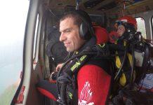 Problematiche relative all'immersione in quota nell'ambito delle operazioni di soccorso e ricerca dei vigili del fuoco sommozzatori