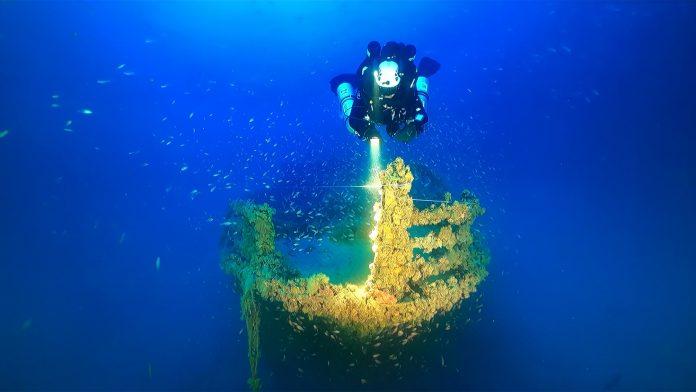 Negli abissi del Mediterraneo alla ricerca di nuovi relitti, fra storia e avventura