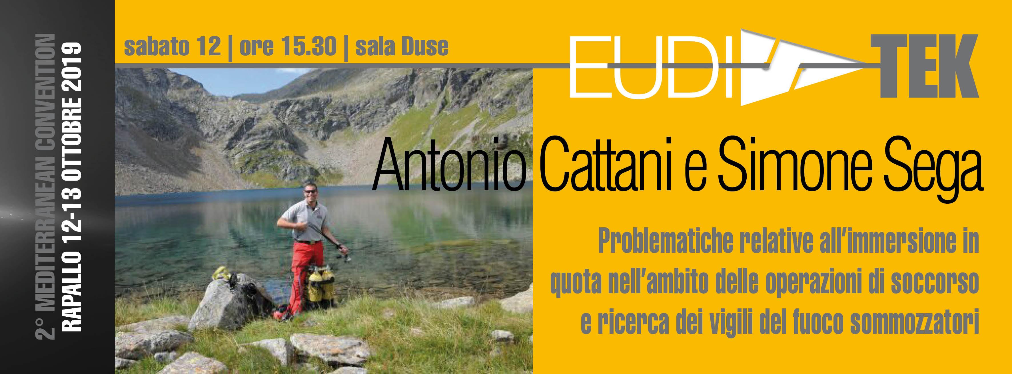 Conferenza Cattani - Sega