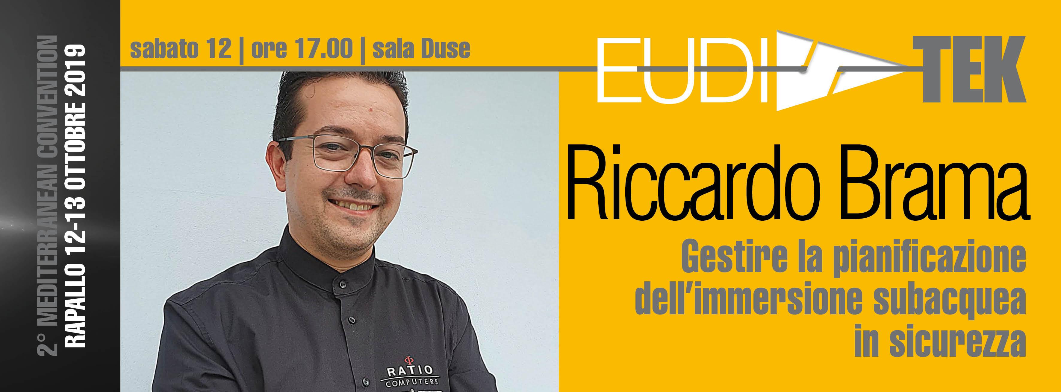 Conferenza Riccardo Brama
